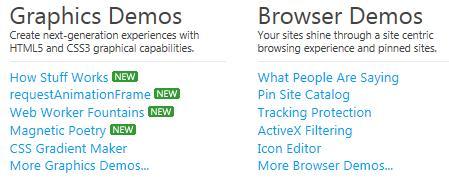 HTML5 Menu 2